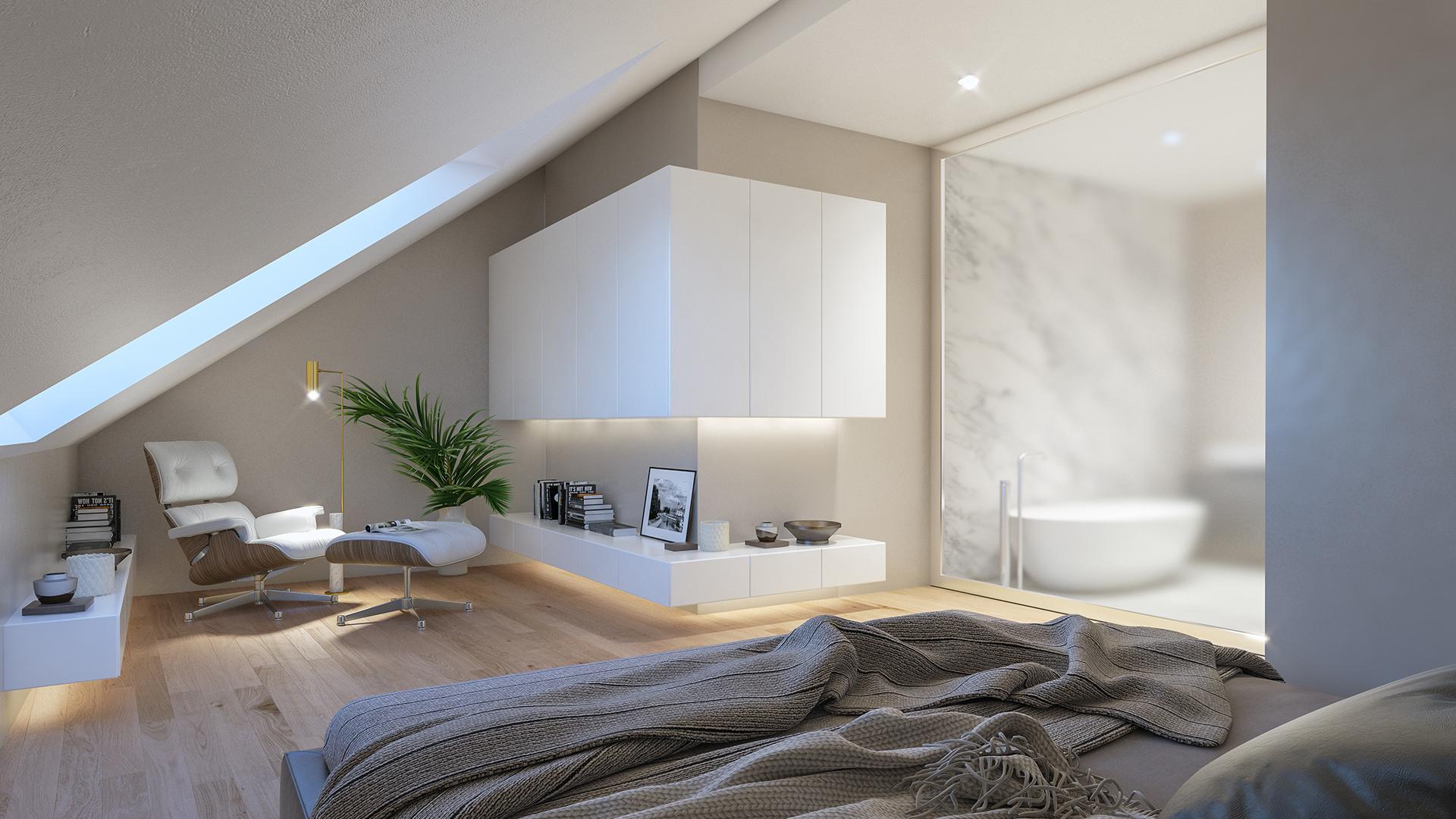Diesterweggasse - TOP 28 - Schlafzimmer